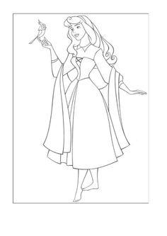 Desenhos para colorir Disney 196