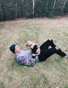Jonah with Sawyer is the cutest thing to exist