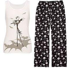 Jack Skellington Pajamas for Women | review | Kaboodle