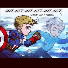 On your left left left..so that's how it feels. AoU. By Lord Mesa
