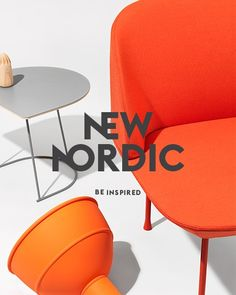 New Nordic Design by Muuto #muuto #muutodesign (how I'd furnish if I had the cash)