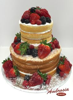 Ambrosia Wedding Cakes Baton Rouge