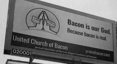 United Church of Bacon drew more than 10,000 members after offering free weddings with the promise of solemnizing these events before something real.
