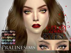Crystal Eyes Megapack at TSR via Sims 4 Updates