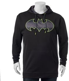 Big & Tall DC Comics Batman Graphic Fleece Hoodie