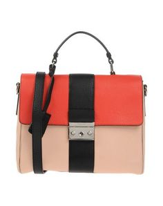CALVIN KLEIN COLLECTION Handbag. #calvinkleincollection #bags #shoulder bags #hand bags #leather #satchel #