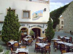 Restaurante los dos Cañones - Cocina Mediterránea - C/ Trinquete 2 - #CALPE - Tel: 965837492