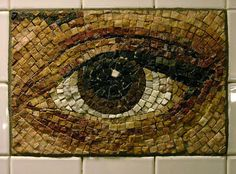 Eyes in the Subway