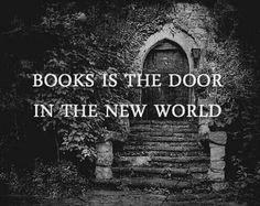 Wystarczy, że przeczytasz jedno słowo, a znajdziesz się w innym świecie.