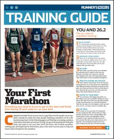 PDF Download | Runner's World  Running Times