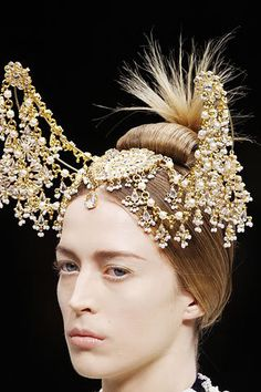 alexander mcqueen autumn winter 2008