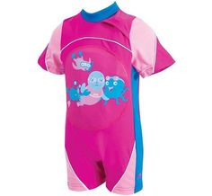 Swimwear Friendly Zoggs Zoggy Inflatable Swimsuit Floatsuit Age 1-2 Years Promoting Health And Curing Diseases