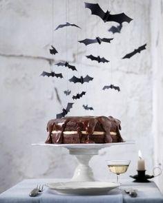 Halloween Cakes and Dessert Recipes