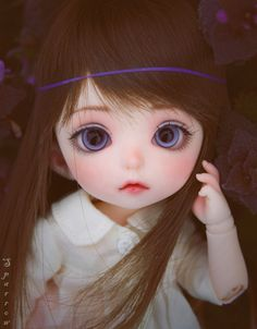 Beautiful and Lovely Photos of Pukifee Luna Dolls Beautiful Barbie Dolls, Pretty Dolls, Tiny Dolls, Blythe Dolls, Dolly Doll, Cute Baby Dolls, Anime Dolls, Little Doll, Ball Jointed Dolls