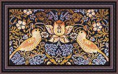 bird william morris tapestry designs - Bing Images