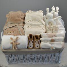 Ultimate Neutral Baby Hamper (£149.95) - Definitely the ultimate new born #babygift!