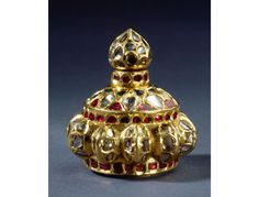 Mughal Makeup Holder: This small Indian treasure from the mid-17th ...