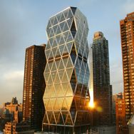 The U.S. Green Building Council (UCGBC) recently awarded Hearst Tower, one of the first green office buildings in New York City, a LEED Gold certification for new construction and a LEED Platinum award—the highest possible rating for sustainable building operations and best maintenance practices.