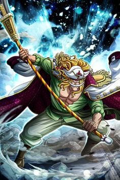 Manga Anime, Anime Naruto, Roronoa Zoro, Barba Branca One Piece, Human Pikachu, One Piece Wallpaper Iphone, One Piece World, Monkey D Luffy, Nico Robin