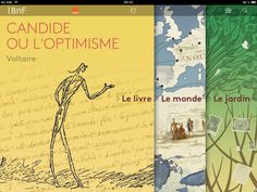 European Design - Voltaire – Candide – l'édition enrichie,     Agency: bread and butter sa,     Category: 15. Mobile Apps,     Award: Silver,     Year: 2013,     Country: Switzerland