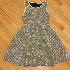 Ya Los Angeles metallic tweed dress. Ya Los Angeles metallic tweed dress. Worn once - great condition. Perfect for New Years. Ya Los Angeles Dresses