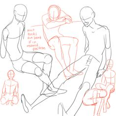 Untitled, kelpls: someone asked about sitting poses so i...