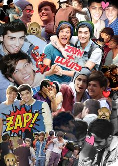 ZAYN AND LOUIS AWWWW!!!! I love this!!!
