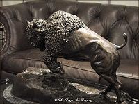 The Large Art Company | Bronze Sculptures and Statues