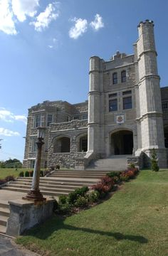 Pythian Castle is a great place for those seeking haunted attractions in Springfield, Missouri!(I have been here tons of time it was a big inspiration for me to keep loving the paranormal! I really recommend tours or over night investigations! AMAZING history/hauntings!
