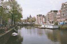 Postcards from Amsterdam – Lace & Lilacs Visit Amsterdam, Artsy Photos, Dog Travel, Aesthetic Videos, 35mm Film, Adventure Is Out There, Wanderlust Travel, Film Photography, Pretty Pictures