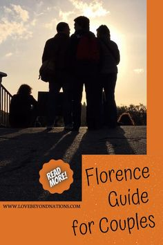 This travel guide for Florence / Italy focuses on taking pictures and places for couples. Travel Packing, Travel Guide, Florence Italy, Travel Couple, Taking Pictures, Tuscany, Read More, Couples, City