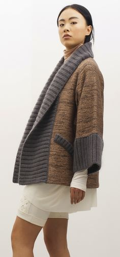 Paolo Errico - knit cardigan