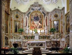 S.M Grazie Church - Internal Side