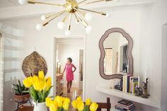 Style At Home: Jaimi Brooks Of Fiore Beauty | theglitterguide.com