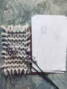 Canadian smocking sample for Cloudberry Lingerie Line by Daria Volokhova Canadian Smocking, Fabric Manipulation, Bobby Pins, Hair Accessories, Lingerie, Photo And Video, Instagram, Design