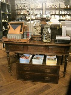 33 awesome table displays images bench bench seat natural life rh pinterest com