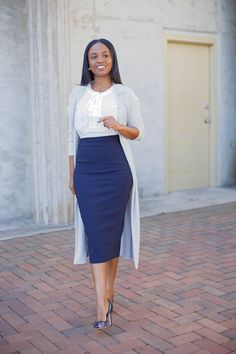 Ideal Corporate Outfits For Career Queens Corporate Outfits, Business Casual Outfits, Business Attire, Classy Outfits, Business Chic, Office Attire, Office Outfits, Work Attire, Work Outfits