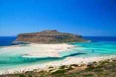 Balos Bay, Crete - Greece
