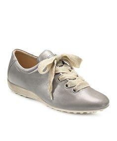 82472aee8c Ecco Frill Espadrille Steel Espadrille Shoes