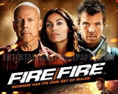 Fuego contra Fuego [2012] una de acción y venganza, 20-01-2015
