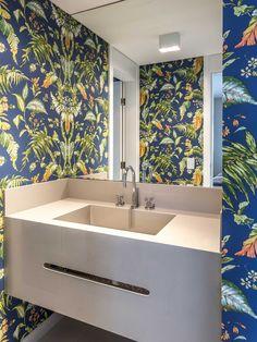 Galeria de Apartamento Tropicália / Talita Nogueira Arquitetura - 14