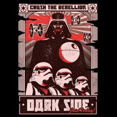 https://www.shirtpunch.com/designs/details/join-the-dark-side on sale now :) #starwars #darthvader #stormtrooper #imperial #darkside #sith #jedi #empire #deathstar #poster #tshirt #tee #shirtpunch #design #art #drawings #drawing #geek #nerd #scifi...