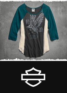 9c5eedf7 The colorblock trend is well represented on this one. | Harley-Davidson  Women's Colorblocked · Biker OutfitsBiker FashionBiker WearSew ...