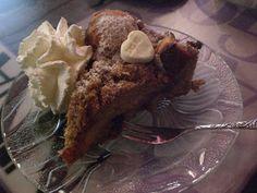 Appeltaart bij A taste of honey in Deventer