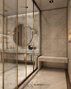 Amazing Bathroom Wall Decor Ideas Will Inspire Your Home / Design - Home Decor Bad Inspiration, Bathroom Inspiration, Dream Bathrooms, Beautiful Bathrooms, Luxury Bathrooms, Small Bathrooms, Bathrooms Online, White Bathrooms, Contemporary Bathrooms