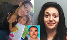 Krystle Villanueva, is charged with capital murder for the stabbing death of her late daughter Giovanna Larae Hernandez. She could face life in prison or the death penalty. Why People, Crazy People, Evil People, Deadbeat Moms, Evil Children, Scum Of The Earth, Young Old, Cold Case, Farm Hero Saga