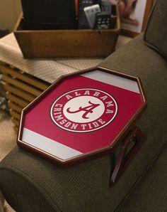 University of Alabama Armchair Tray