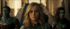 Captain Marvel stars Brie Larson as Carol Danvers, and the trailer shows off her super powers while also hinting at a complicated back story about her human and alien nature. Dc Movies, Movie Characters, Marvel Movies, Jeremy Piven, Eric Bana, Jaime King, Alec Baldwin, Lauren Hutton, Kevin Costner