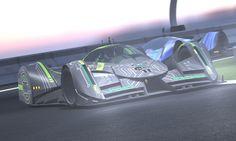 LMP concept Racer