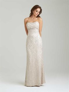 The most current designer bridesmaids dresses can be found at Normans Bridal.  www.normansbridal.com